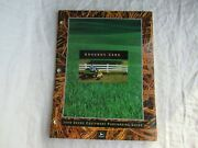 John Deere Ground Care 955 5400 400 Lawn Tractor F525 Mower Brochure 123 Pages