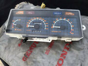Honda Scooter Lead Nh125 1984 Meter Assy Combination Nos Genuine 37100-kg8-831