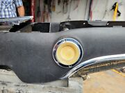 1968,1969,1970 Dodge Plymouth Console W/plates