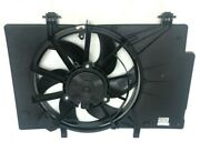 Engine Cooling Fan Assembly For 2011-2018 Ford Fiesta Fa70849 Continental