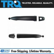 Trq Front And Rear Exterior Door Handle Set With Front Locks For Toyota Sienna New