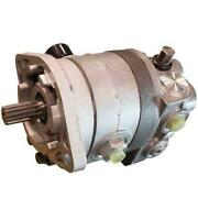 253763 Replacement Hyd Pump Pni 180, 185, 190xt, 200, 210 7000 Tractor Fits Agco