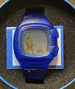The Simpsons Urban Station Homer Simpson Watch Collectible Tin New Vintage 2003