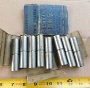 8 Nos Piston Pins For 1932-36 Ford V8 90hp Cars And Trucks Al Pistons .002 O/s
