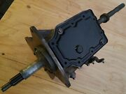 Toploader 4 Speed /3 With Overdrive Transmission Ford Town And Country