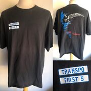 Sons Of Anarchy 2012 Official Cast And Film Crew Transportation Dept T-shirt 2xl