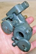 Stover Ke Or Ka Carb Or Fuel Mixer Old Gas Hit And Miss Engine