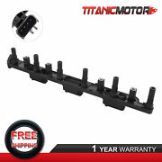 1x Ignition Coil For Jeep Wrangler Grand Cherokee 4.0l 6 Cylinder Engines Uf296