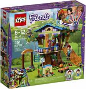 New Sealed Lego Friends 41335 Miaand039s Tree House Skateboard With 2 Minifigures