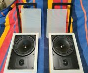 Oem Systems Co Audio Se-791 Flush Mount In Wall Speakers With 6.5 Woofers Pair