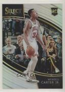 2018-19 Panini Select Courtside Silver Prizm Wendell Carter Jr 269 Rookie