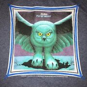 Vintage Rush Fly By Night Classic Album Cover Collection T-shirt 2004 Xl