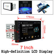 Android 9.1 High-definition Lcd Display Car Stereo Gps Navigation Radio Player