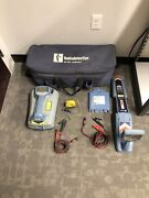 Spx Radiodetection Rd7000 Dl Cable And Pipe Locator W/ Tx-3 Transmitter Rd 7000