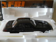 Gmp 1992 Pursuit Ford Mustang Fbi Limited Edition 118 Diecast W/ Box