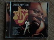Superfly Cd Soundtrack - 11 Cues 1999 Rhino Issue - Curtis Mayfield