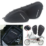 Motorcycle Frame Store Bags Nylon Side Storage Package Travel For Bmw R1150gs