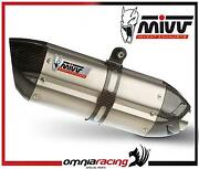 Mivv Suono Stainless Steel Exhausts For Ducati 998 20022003