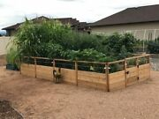 Outdoor Living Today Garden In A Box Raised Bed Kit - 8 Ft. X 16 Ft.