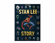 Taschen Books - The Stan Lee Story Hardcover Book 9783836575768