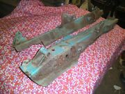 1957 1958 1959 Skyliner Retractable Fairlane Trunk Mounted Roof Hinge Brackets
