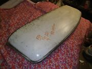 1957 1958 1959 Skyliner Retractable Fairlane Very Rough Rotted Roof Flap Project
