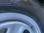 Ford F-250 Spare Tire And Wheel