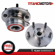 Front Rh And Lh Side Wheel Hubs Bearing Assembly For Jeep Grand Cherokee 513159
