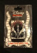 Dssh Dsf Disney Villains Playing Card Pin Sleeping Beauty Maleficent Ace Le 300