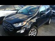 Rear Back Door With Privacy Tint Glass Fits 18 Ecosport 444194