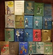 Lot Of 21 Rare G. A. Henty Books - C. 1890-1900 - Vintage Hardcover Collectible