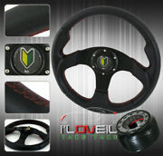 For 1989-2005 Eclipse Tracking Drifter Steering Wheel Combo Set Up + Hub Adapter