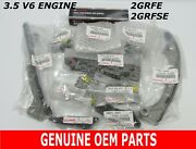 Toyota Lexus V6 3.5 2grfe And 2grfse Factory Timing Chain Kit - See Diagram