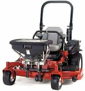 Jrco 503 Electric Broadcast Spreader With Foot Control