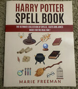 Harry Potter Spell Book The Ultimate Collection Of Spells, Facts, And Jokes