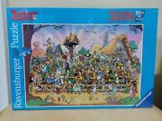 New Ravensburger The Asterix Universe 3000 Piece Jigsaw Puzzle 60th Anniversary