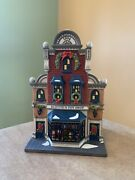 Dept 56 1998 Scotties Toy Shop -christmas In The City Series Gift Set-new In Box