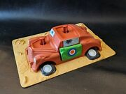 1972 Ssp Kenner Smash Up Derby Replacement T-bone Special Fly Apart Junk Car
