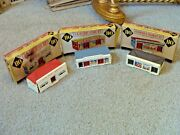 Bachmann Plasticville Lot Of 3 Buildings W Boxes Post Office, 5 And 10 Cent, Hdwe