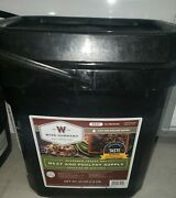New Wise Company Freeze Dry Meat And Poultry Emergency Food Supply 60 Servings