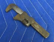Wakefield Tool Wrench Adjustable Wrench Indian Chief Four 4 Hendee Motorcycle