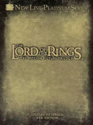 Lord Of The Rings The Motion Picture Trilogy Dvd 2004 12-disc Box Set Lotr Movie