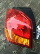 Tail Light Assembly Discontinued Outlander Driver Side 11
