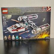 Lego Star Wars Resistance Y-wing Starfighter 75249 Set - New Factory Sealed