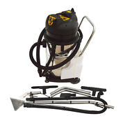 110v Multifunctional Carpet Shampoo Extractor Floor Cleaning Machine 80l/22gal