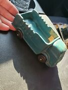 Vintage Auburn Rubber Company 1937 Cabover International Truck Toy