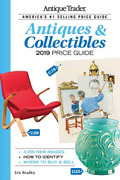 Eric Bradley-antique Trader Antiques And Collectibles Price Guide 2019 Book New