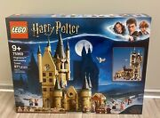 Lego Hogwarts Astronomy Tower Harry Potter 75969 New In Sealed Box In Hand
