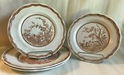 Vintage Furnivals Brown Quail Dinnerware Choose Type And Quantity 1+ Ship