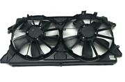Continental Dual Radiator Cooling Fan For F-150 Expedition Lincoln Navigator